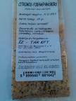 Citromos-fokhagymásbors fűszerkeverék